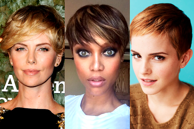 All Time Best Celebrity Pixie Cuts