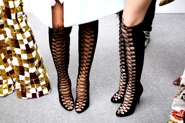 All the Shoe Trends for Fall 2015