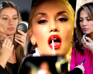 Celebrities Who Do Their Own Makeup