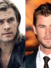 Chris Hemsworth Long Hair And Short