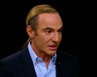 John Galliano Apology For Anti Semitic Rant