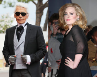 Karl Lagerfeld Apology To Adele