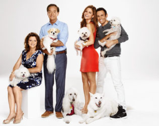 Maria Menounos Living With Parents