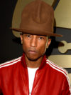 Pharrell 2014 Grammy Awards