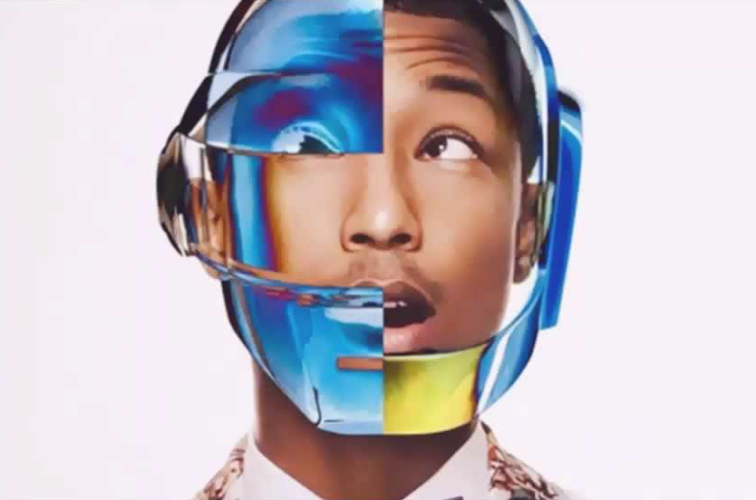 Pharrell In Madonna Give It 2 Me Video