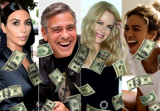 Ridiculously Expensive Celebrity Endorsements