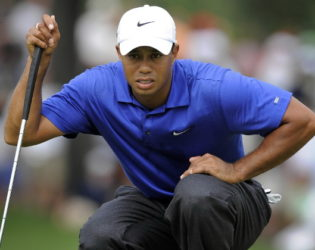 Tiger Woods And Nike 100 Million Deal