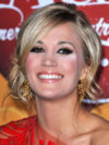 Carrie Underwood Does Her Own Makeup