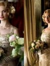 Downton Abbey Inspired Wedding