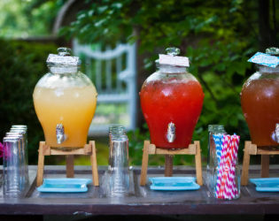 Drink Selections Wedding Trends 2015