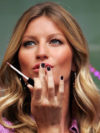 Gisele Bundchen Does Her Own Makeup