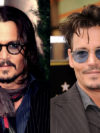 Johnny Depp Long Hair And Short