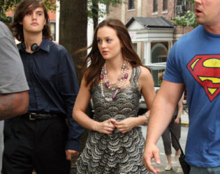 Leighton Meester And Brother
