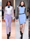 Soft Pastels Fall 2015 Trends Paris Fashion Week