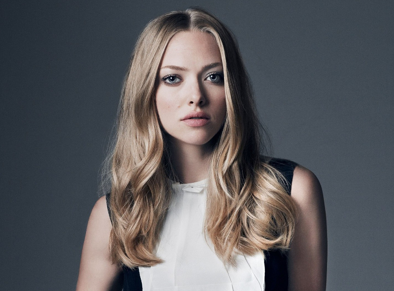 Amanda Seyfried Waiting Tables