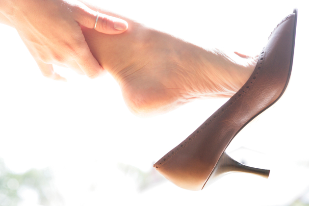 Common Foot Problems Caused by Shoes