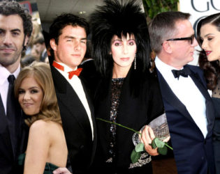 Most Surprising Celebrity Hook-Ups