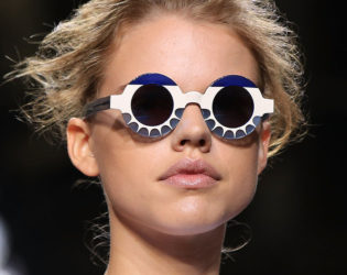 Brightly Colored Frame Sunglasses 2015