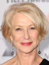 Helen Mirren Does Her Own Hair