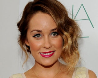 Lauren Conrad Does Her Own Hair