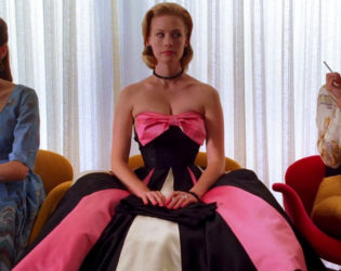 Mad Men Betty Audition Dress