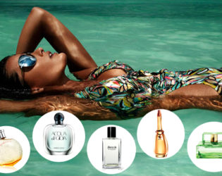 10 Perfumes That Smell Like the Beach