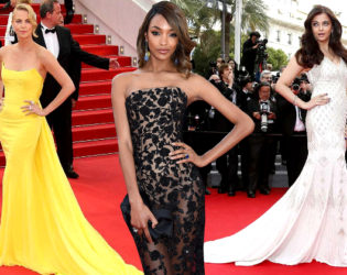 Best Dressed Celebrities at the 2015 Cannes Film Festival