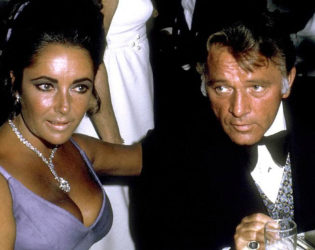Elizabeth Taylor And Richard Burton