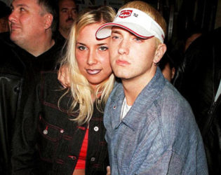 Eminem And Kim Scott
