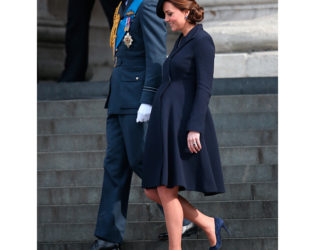 Kate Middleton Service Of Commemoration At St Paul'S Cathedral