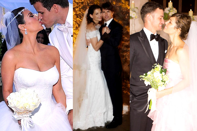 The Most Expensive Celebrity Weddings