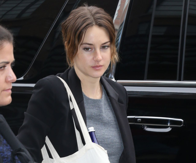 Shailene Woodley Hates Being Famous