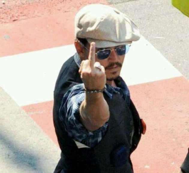 Johnny Depp Hates Being Famous