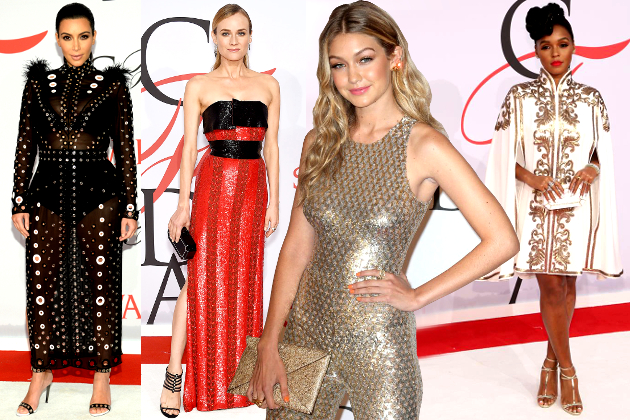 CFDA Awards 2015 Best and Worst Dressed