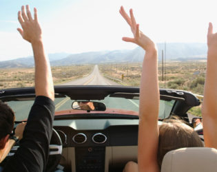 How to Make the First Trip Together as a Couple Amazing