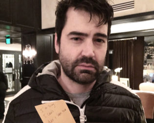 Ron Livingston Is Not Gay Lawsuit