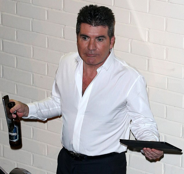 Simon Cowell Personal Chef Lawsuit