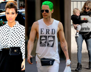 Can These Celebs Make Fanny Packs Cool Again?