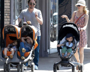 Elizabeth Banks Surrogate Kids