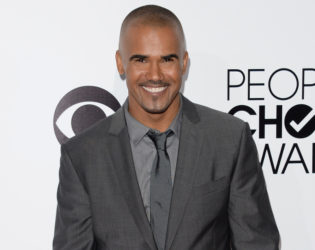 Shemar Moore Doesn't Consider Himself Black