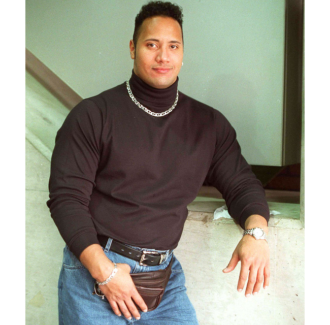 The Rock Fanny Pack