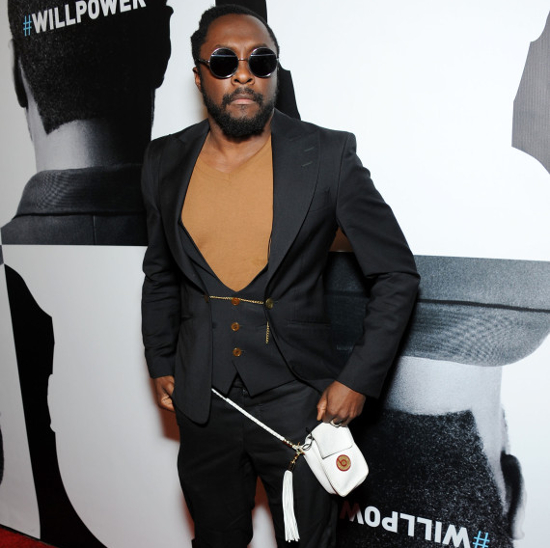 Will I Am Fanny Pack