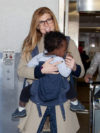 Connie Britton Adopted Son