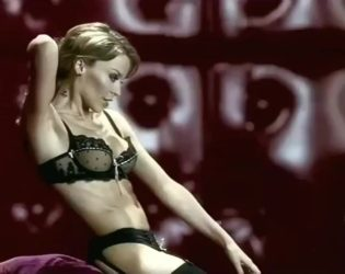 Kylie Minogue For Agent Provocateur Banned Ads