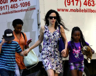 Mary Louise Parker Kids