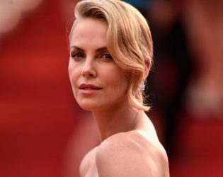 Charlize Theron Born Abroad