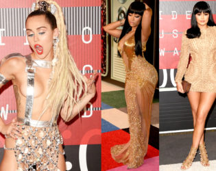 MTV VMA 2015 Red Carpet – Most Memorable Looks