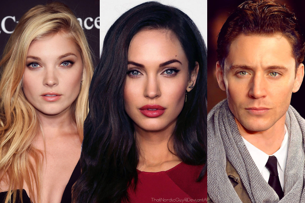 Amazing Celebrity Face Mashups by Pedro Berg Johnsen