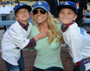 Britney Spears Kids