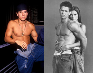 Mark Wahlberg 90s Jeans